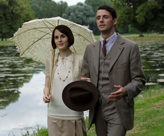 STOP EVERYTHING: The Downton Abbey Film plot has been revealed
