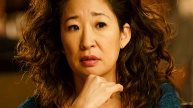 After a winning streak, Sandra Oh returns for Season Two of blood-stained thriller Killing Eve