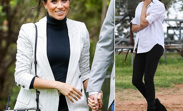 The small Aussie jeans brand made famous by Meghan Markle just received a huge accolade