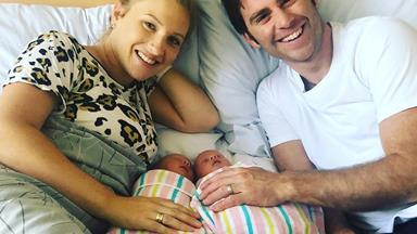 Jimmy Rees quits Dancing With The Stars after newborn suffers complication