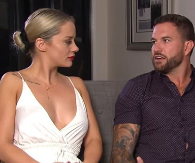 Is this proof Jess and Dan are about to break-up? Troubled MAFS couple FIGHT live on air