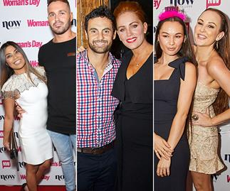EXCLUSIVE: All the best behind-the-scenes moments from the Woman's Day & NW MAFS viewing party