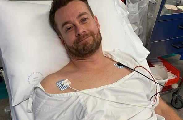 Does he ever sleep?! Grant Denyer confirmed for Celebrity Name Game as he recovers in hospital