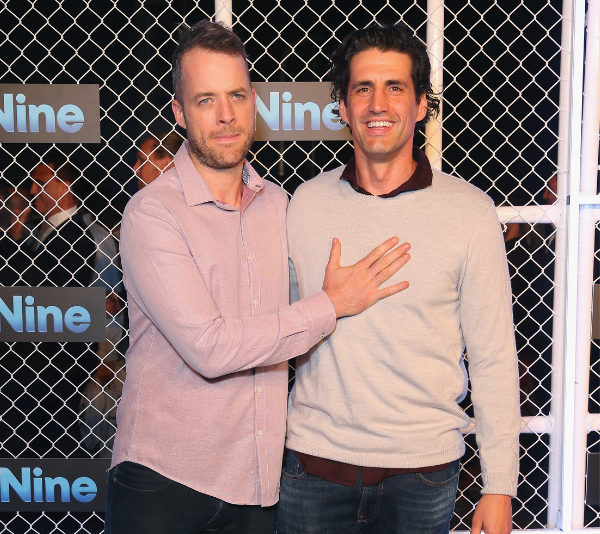 EXCLUSIVE: Hamish and Andy have just out-bromanced even themselves