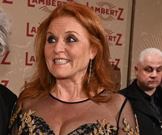 Sarah Ferguson shares never-before-seen pictures of the royal family