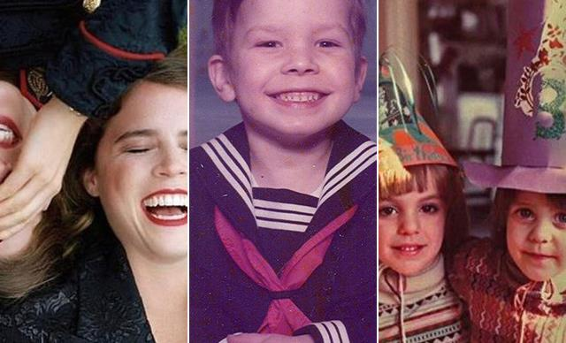 The very best, jaw dropping celebrity photo tributes from National Siblings Day