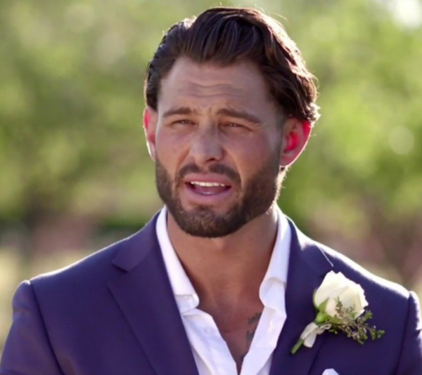 MAFS' Sam Ball 'embarassed' by his behaviour and treatment of bride Lizzie