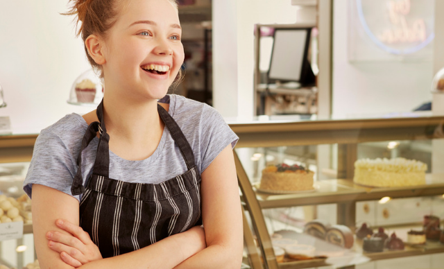 You'll never regret helping your teenager find their first job