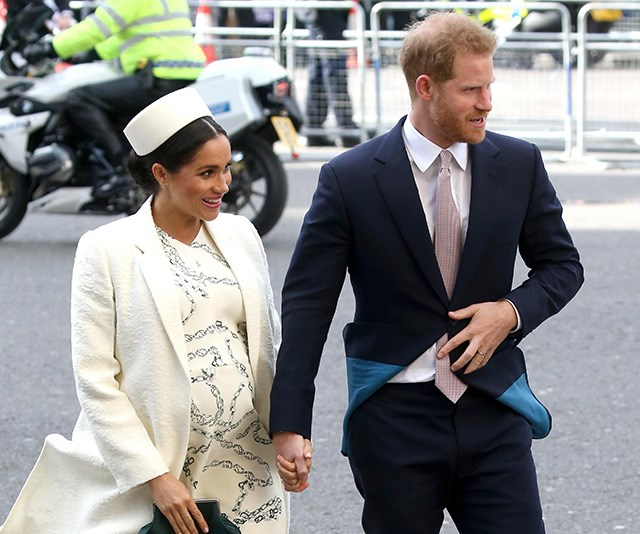 """Palace releases royal baby announcement: Duchess Meghan and Prince Harry to """"celebrate privately"""""""