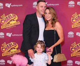 Is Kate Ritchie and Stuart Webb's relationship at breaking point?