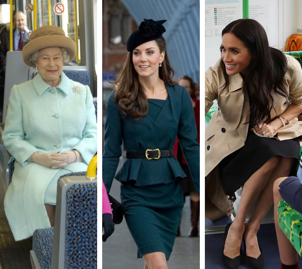 Ticket please, your Royal Highness! All the times the royal family took public transport
