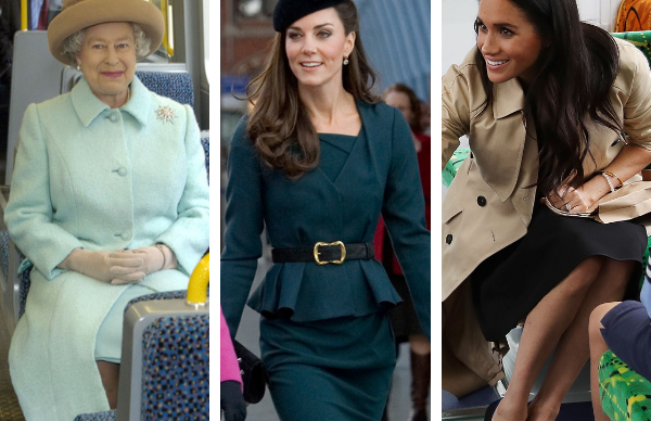 Ticket please, your Royal Highness! All the times the royal family caught public transport