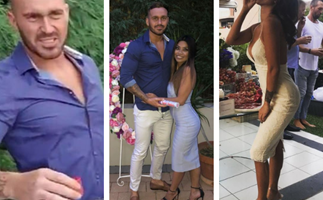 Married at First Sight: All the crazy pics from Cyclone Cyrell's 30th birthday party