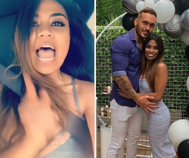 Married At First Sight's Cyrell Paule reveals she was robbed during her wild 30th celebrations