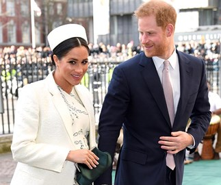 A royally big clue has just suggested EXACTLY when we'll be welcoming Baby Sussex
