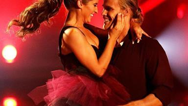 Jett Kenny and Lily Cornish's emotional farewell on Dancing With The Stars