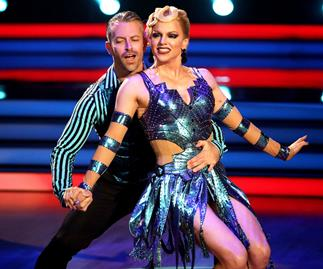 Dancing With The Stars' Courtney Act says the show has given her a new confidence
