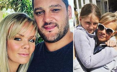 Brendan Fevola's fiancée Alex reveals refreshing approach to their young daughters wearing makeup