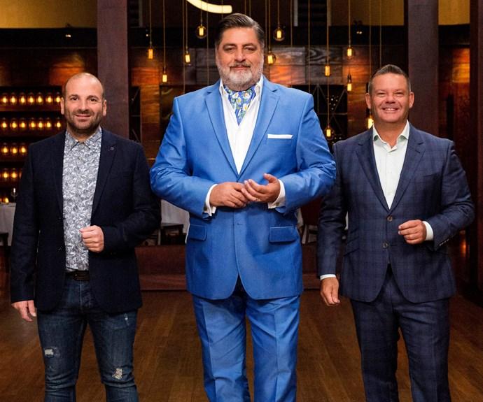 When will MasterChef Australia 2019 premiere?