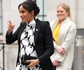 Meghan Markle is breaking royal baby tradition by enlisting an unexpected nanny for Baby Sussex
