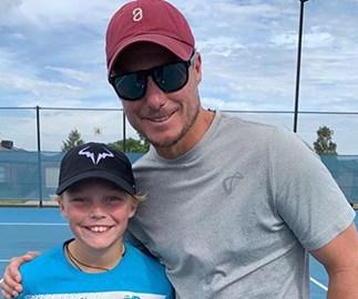 Aussie's next tennis legend! Lleyton Hewitt's son reaches his first tennis career milestone