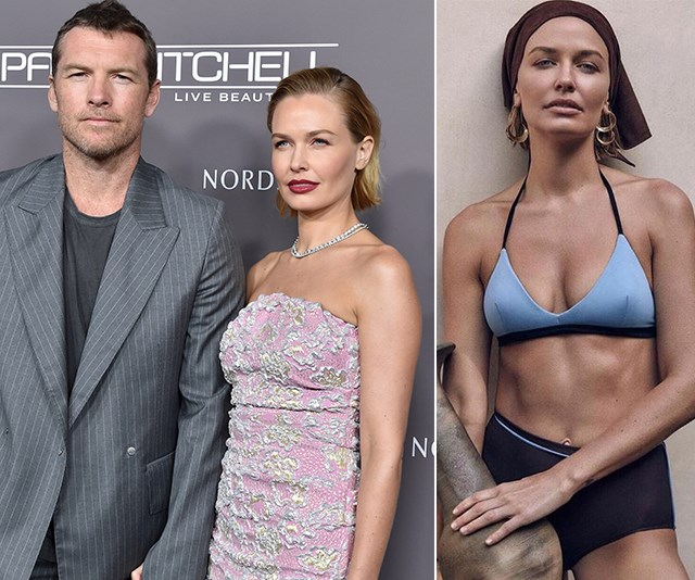 Lara Worthington shares the secret behind her incredible body transformation