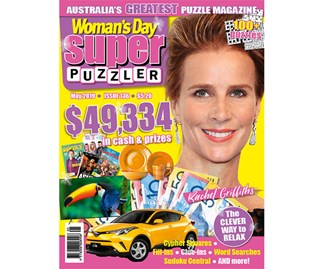 Woman's Day Superpuzzler Issue 136
