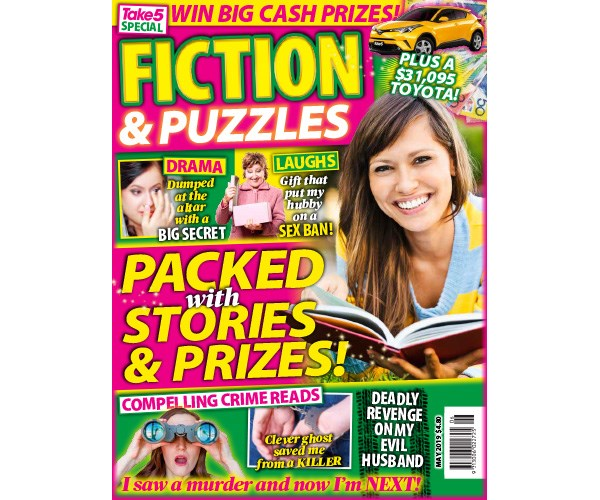 Fiction & Puzzles Entry Coupon