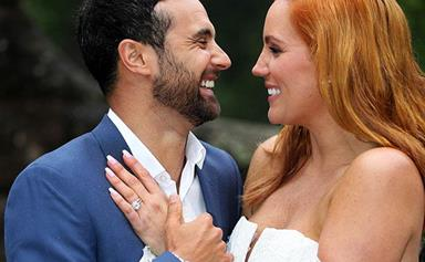 Inside Married at First Sight's Cam and Jules' REAL engagement party