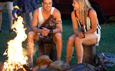 Ziggy's revenge romance with Dean heats up on Home and Away