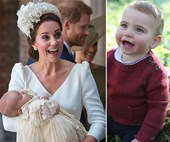 Duchess Catherine and Prince William just dropped THREE brand new pics of Prince Louis & he's grown up SO much