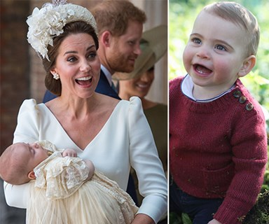 Duchess Catherine and Prince William just dropped THREE brand-new pics of Prince Louis & he's grown up SO much