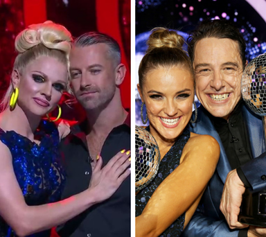 """""""Absolutely gobsmacked!"""" Was Courtney Act """"robbed"""" in Dancing With The Stars finale?"""