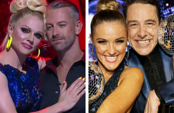 """Absolutely gobsmacked!"" Was Courtney Act ""robbed"" in Dancing With The Stars finale?"