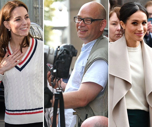 EXCLUSIVE: Renowned royal photographer Tim Rooke reveals the surprising difference between photographing Meghan and Kate