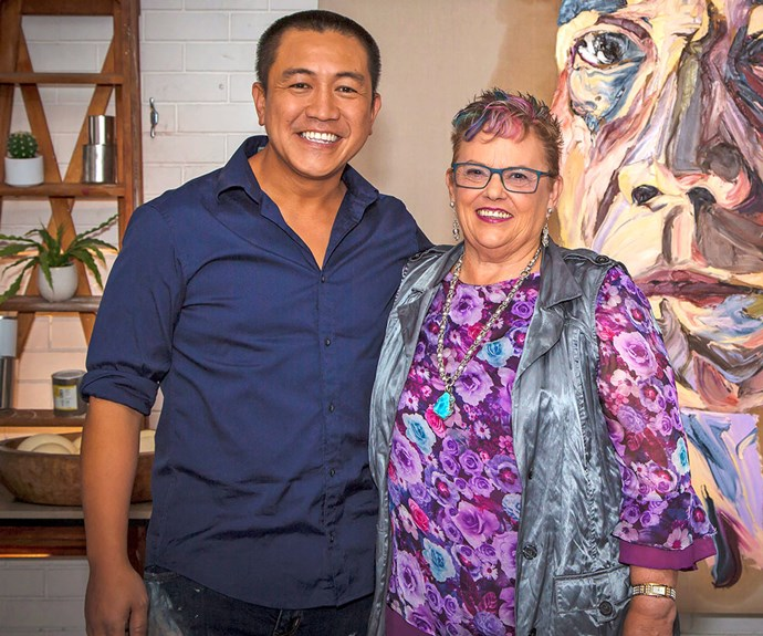 Lindy Chamberlain opens up about her famous case on Anh's Brush With Fame