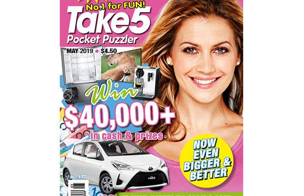 Pocket Puzzler Issue 177 Coupon