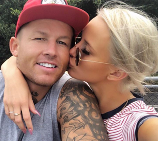 Are Todd Carney and Married At First Sight's Susie Bradley getting engaged?
