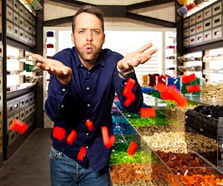 Hamish Blake chats to TV WEEK about his new hosting gig on LEGO Masters and being a cool parent