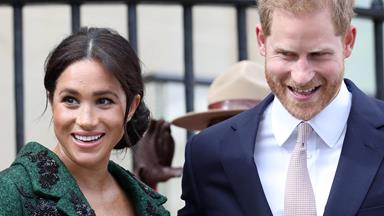 Unearthed interview with Meghan Markle reveals MASSIVE clue about royal baby name