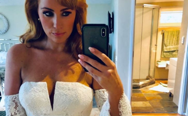 MAFS' Jules Robinson has found her DREAM wedding dress