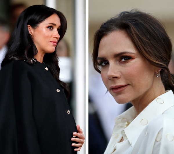 "Victoria Beckham begs Meghan Markle: ""I want to be Godmother!"""