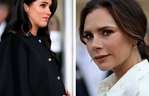 """Victoria Beckham begs Meghan Markle: """"I want to be Godmother!"""""""