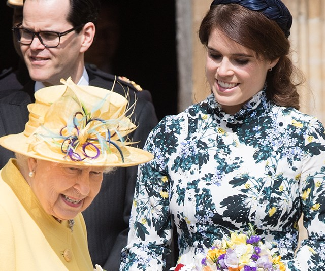 Is Princess Eugenie pregnant?! This telling clue gives it away