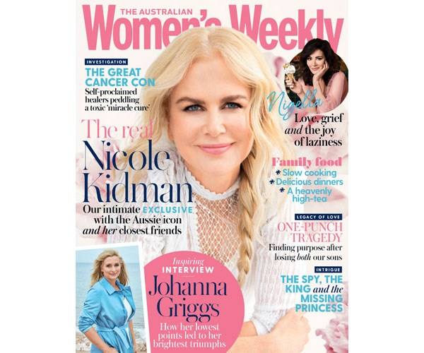 The Australian Women's Weekly June Issue