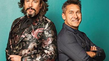Will it be fireworks for Laurence Llewelyn-Bowen and new House Rules judge Jamie Durie?