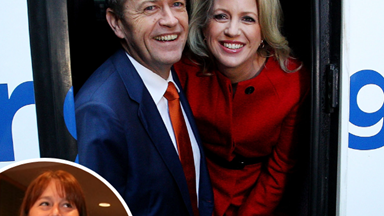 Meet Bill Shorten's first wife Deborah Beale