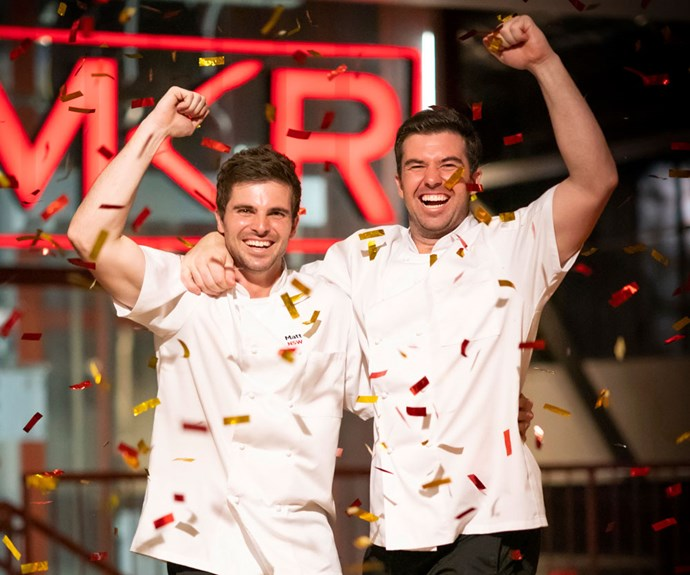 My Kitchen Rules 2019 Champions Matt and Luke reveal their plans for the future