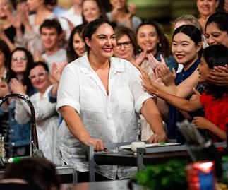 After a health scare, Jess views MasterChef Australia as a special new chapter