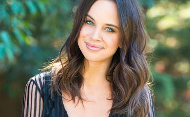 Neighbours' Bonnie Anderson commemorates her first anniversary on set
